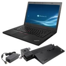 """LENOVO ThinkPad L460 """"A-"""" + Lenovo Pro Dock"""