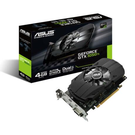 ASUS Geforce GTX 1050Ti - 4GB - ÚJ